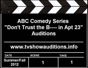 Don't Trust the B---- in Apt 23 Auditions Casting Calls
