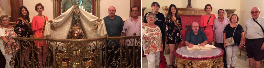 Festivitat de St. Cristòfol al Santuari (8-7-2017)
