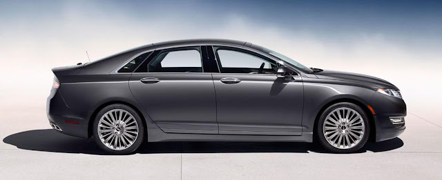 Lincoln MKZ 2013