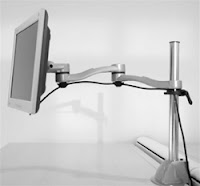 Systematix Monitor Arm