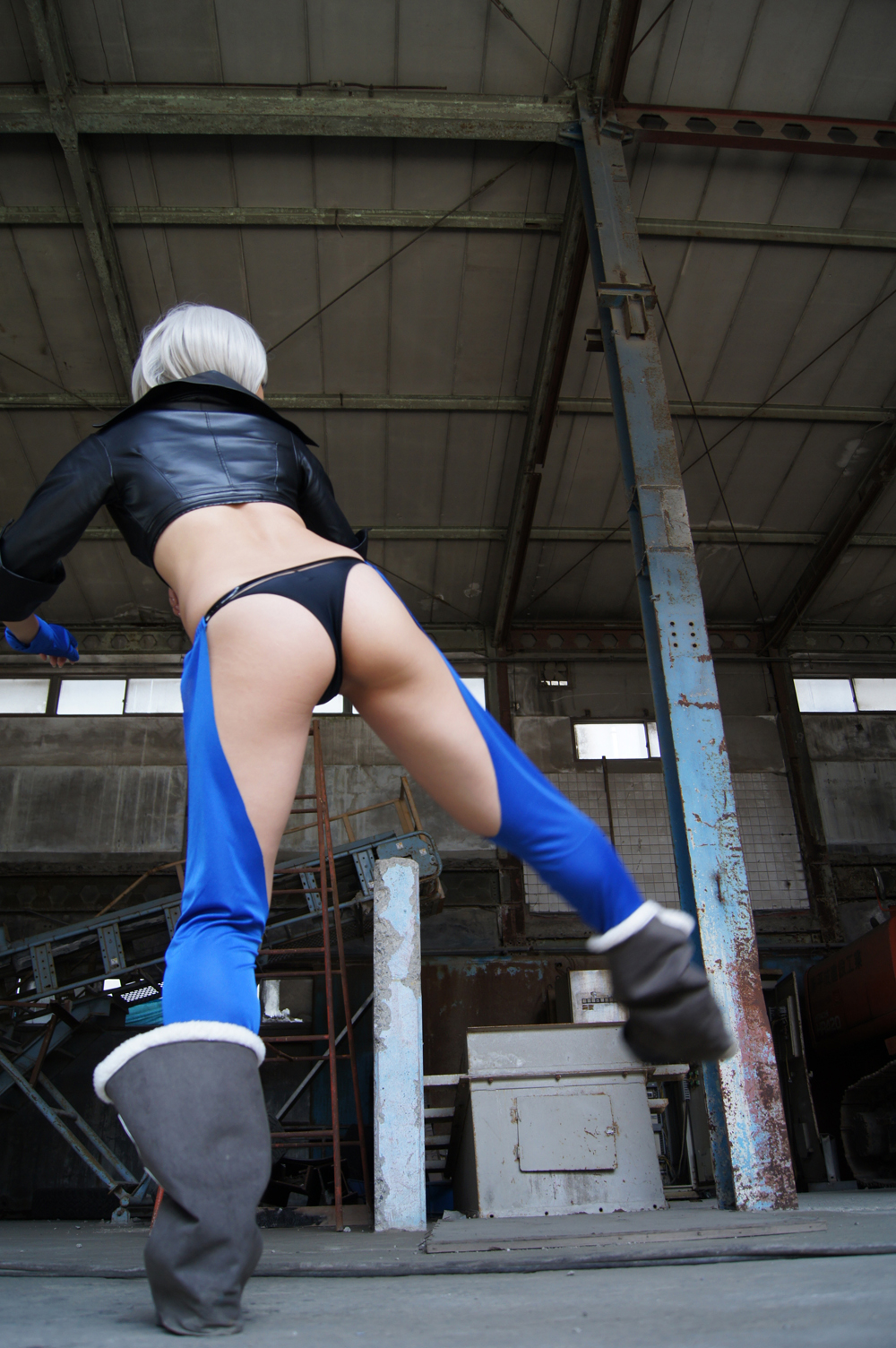 angel king of fighters sexy pics