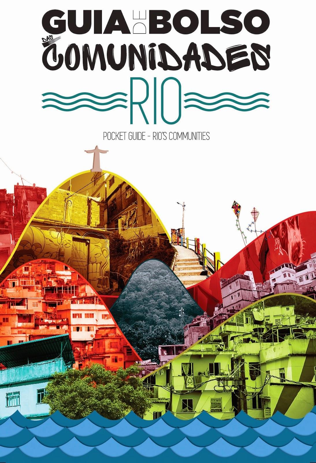 favelas rio de janeiro guia turismo