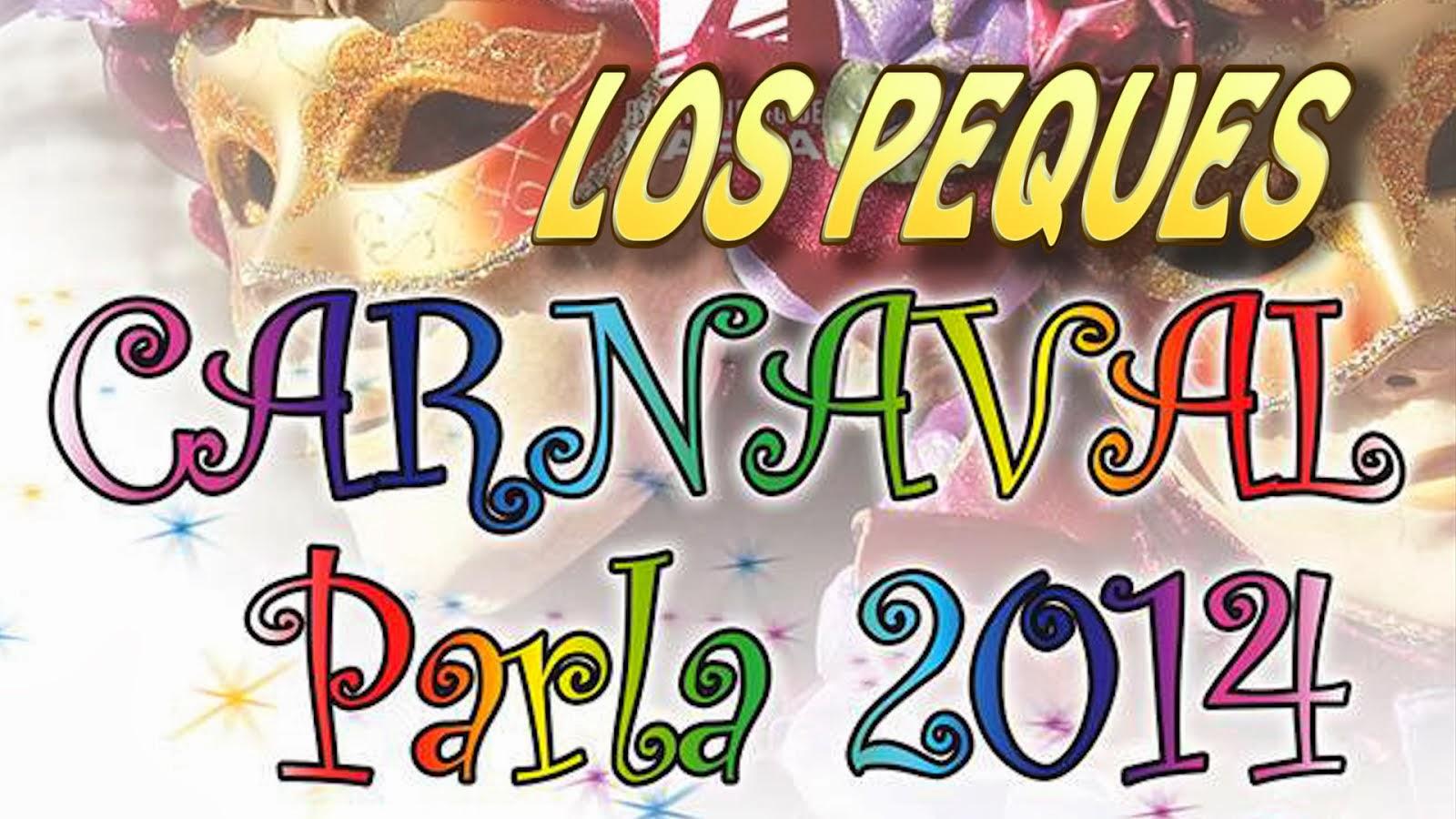 CARNAVAL DE PARLA 2014 - LOS PEQUES