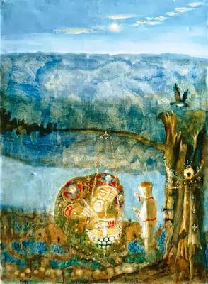 Николаев: 70-летию народного художника Украины Андрея Антонюка (до 15 ноября)