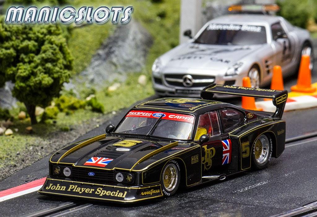Manicslots Slot Cars And Scenery Gallery Sideways Capri Jps