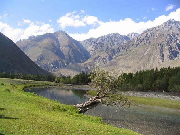 Национальный парк Алтай-Таван богд