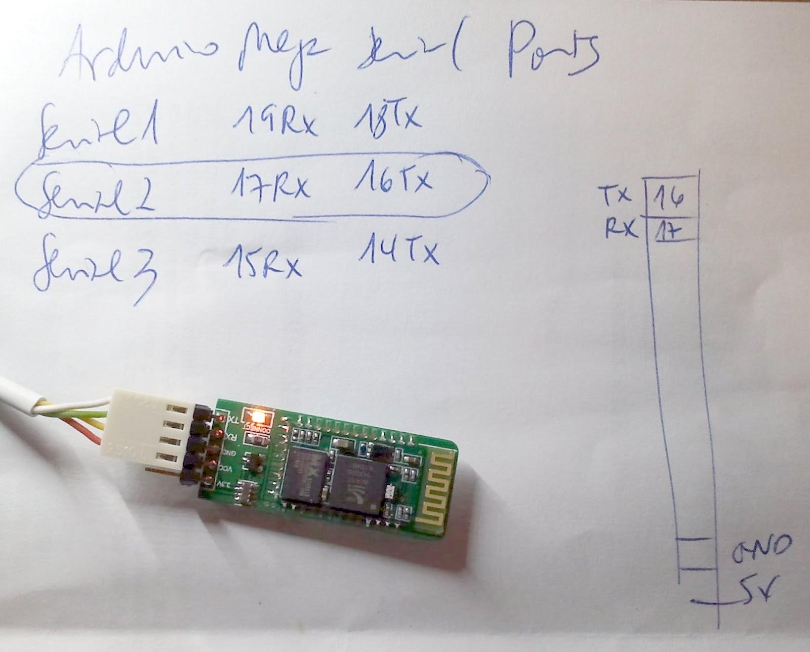 microcontroller - Arduino: String to char Array