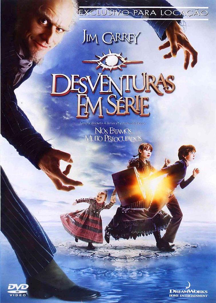 Desventuras em Série – Dublado (2004)