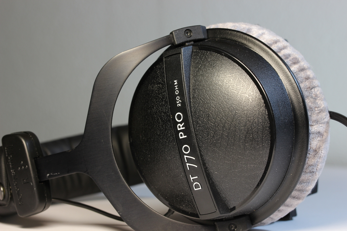 Beyerdynamic DT 770 Pro Kopfhörer Klangschale