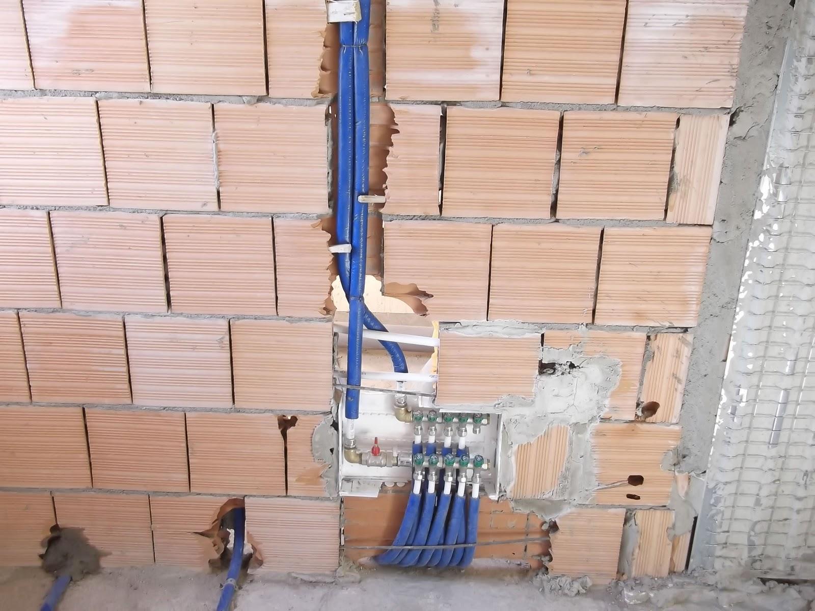 Il blog dell 39 idraulico collettore con valvole a zona - Costo impianto idraulico bagno ...