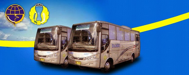 Jadwal Bus DAMRI Bandara