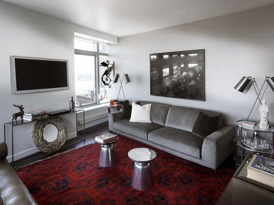 Decoraci n de interiores alfombras de centro para sala - Alfombras para sala ...