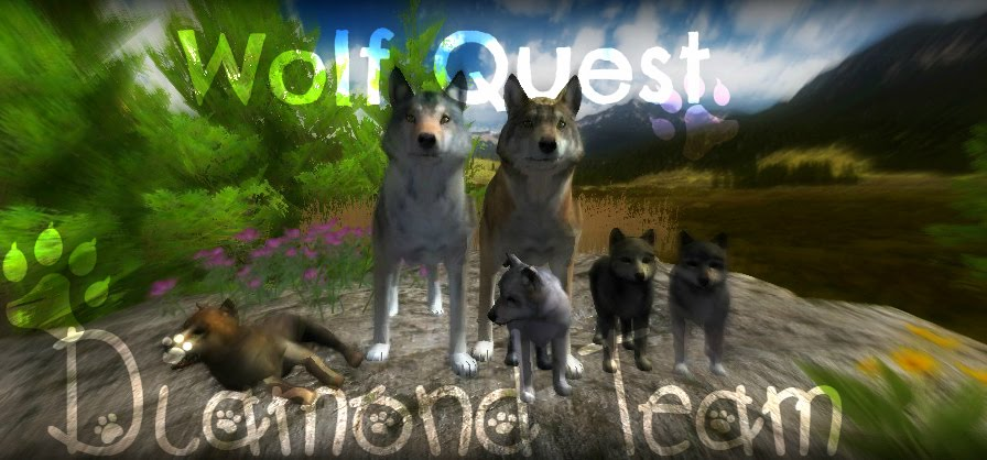 wolf quest mobile