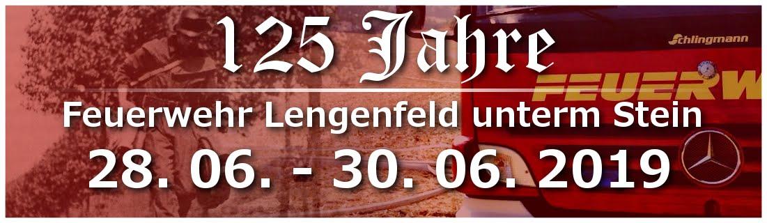 <center>Freiwillige Feuerwehr Lengenfeld unterm Stein</center>