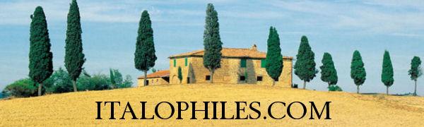 Candida's Italian Culture Website