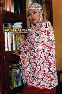 MUKENA DISTRO | ANGGUN 19 | READY