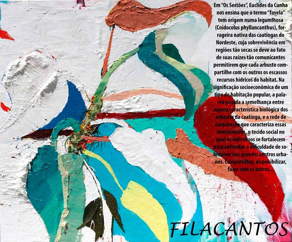 Filacantos - Jogo autoral