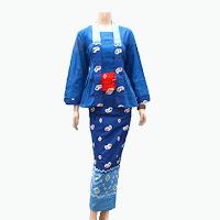 Baju Setelan Jumputan Batik Printing