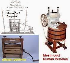 Mesin Cuci Jadul