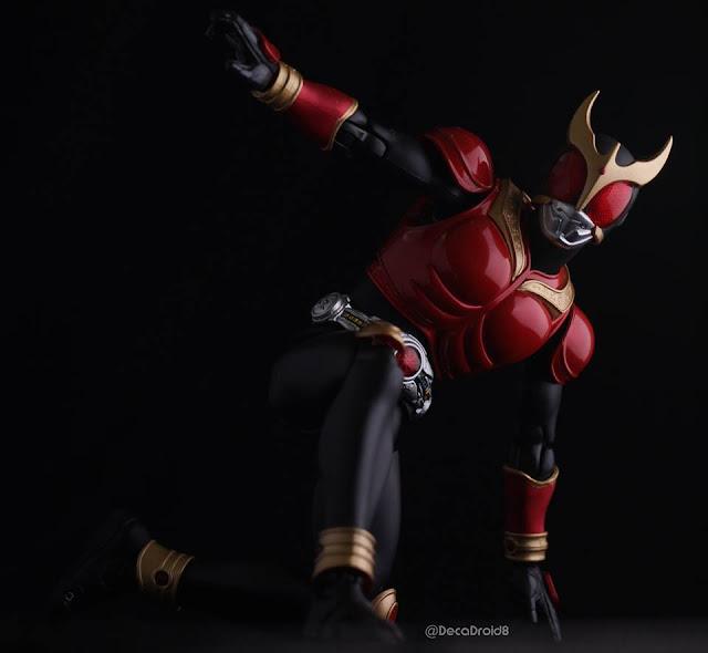 S.H.Figuarts Kamen Rider Kuuga Action Figure