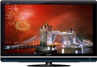 Full HD LCD TV Sharp LC-40L550M