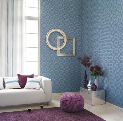 Papel Pintado Clásico de pared