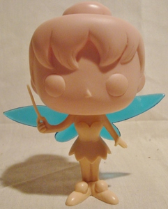 First Look Tinker Bell Pop! Disney Vinyl Figure Prototype by Funko