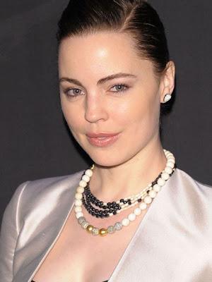 Melissa George Gemstone Necklace