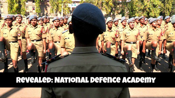 Revealed: National Defence Academy