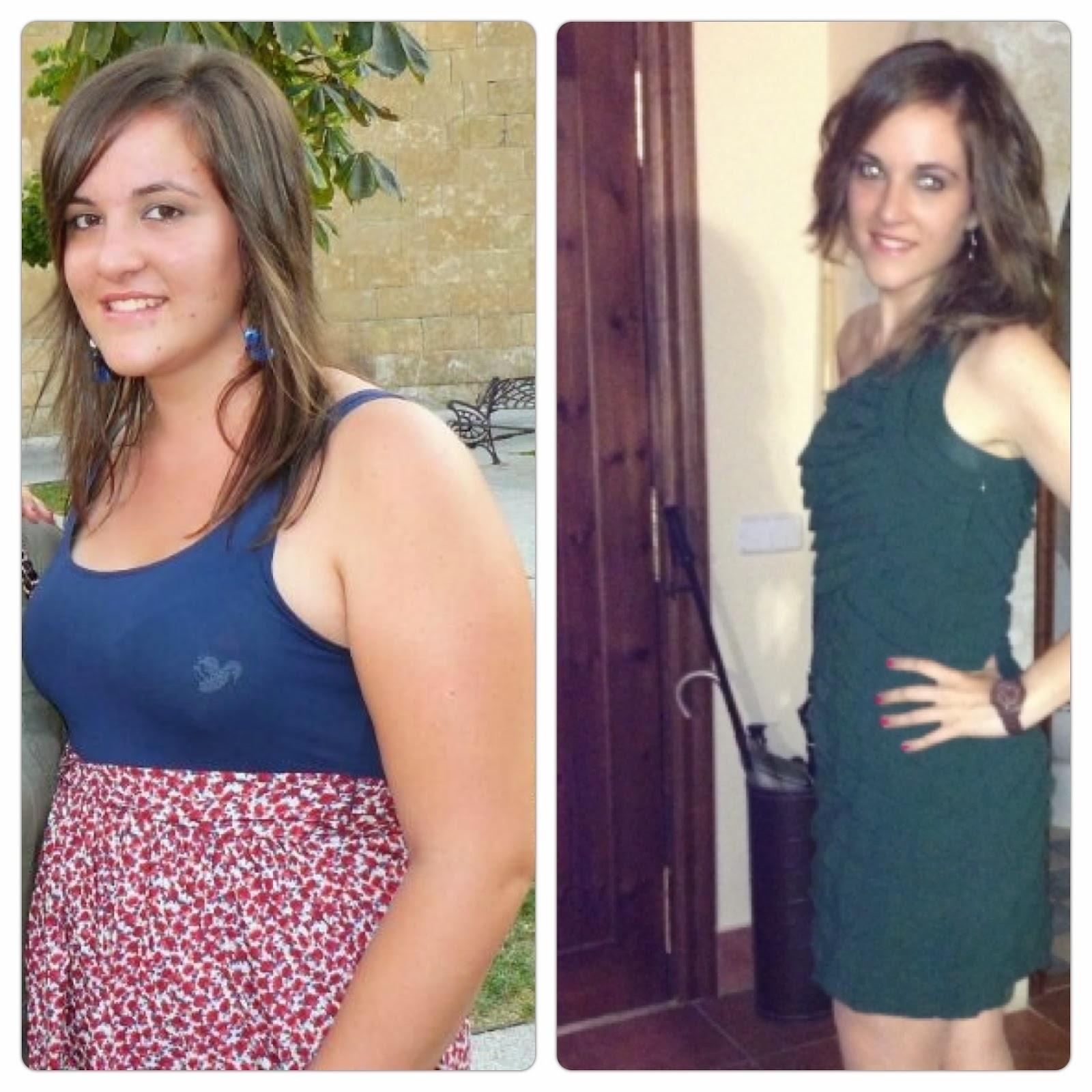 Ana 20 a os y 30 kilos menos la dieta alea recetas saludables y blog de nutrici n y diet tica - Como bajar 15 kilos en un mes ...