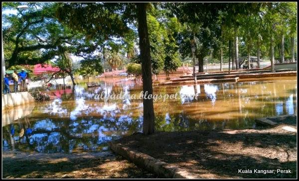 Banjir di Kuala Kangsar