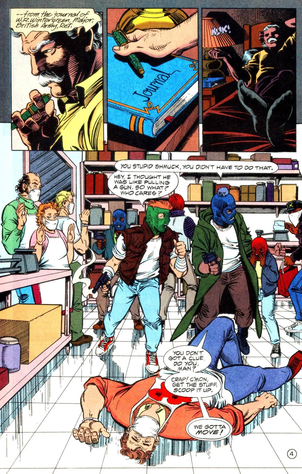 Deathstroke (1991) Issue #11 #16 - English 5