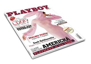 Revista Playboy Eslováquia Julho 2011