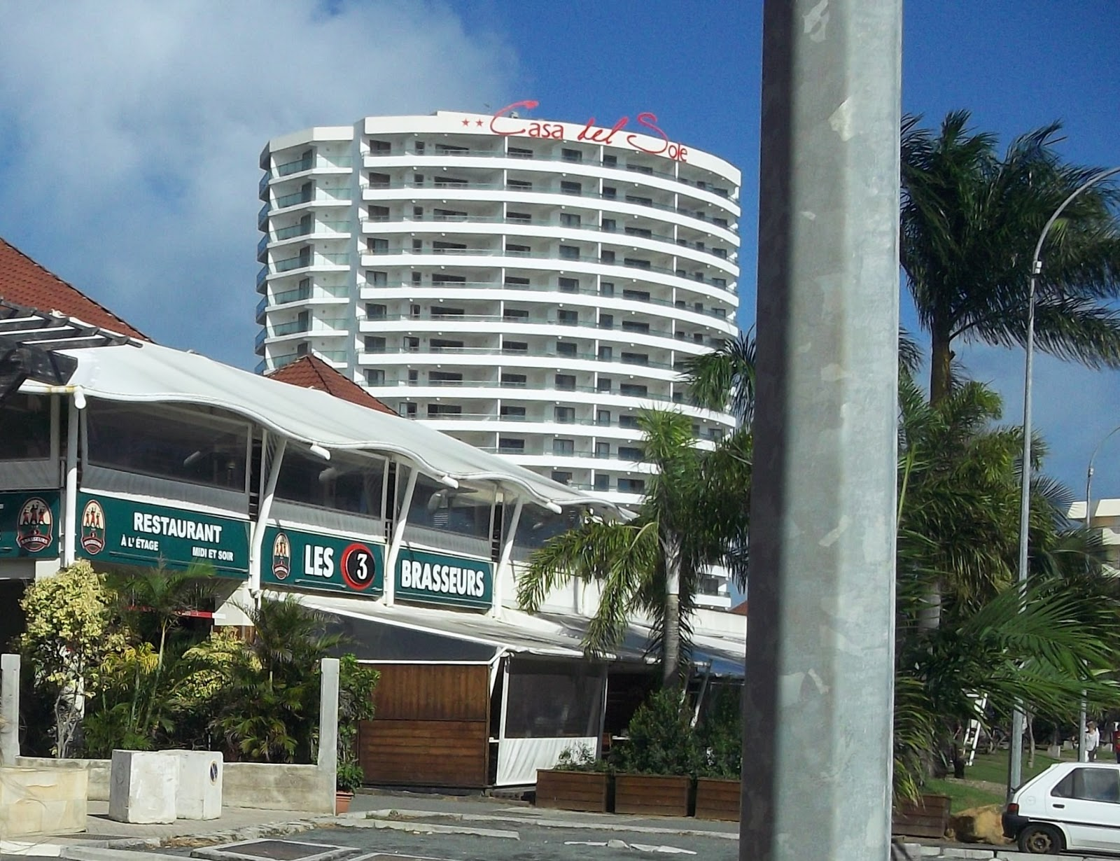 how to get from cruise terminal to lemon bay noumea