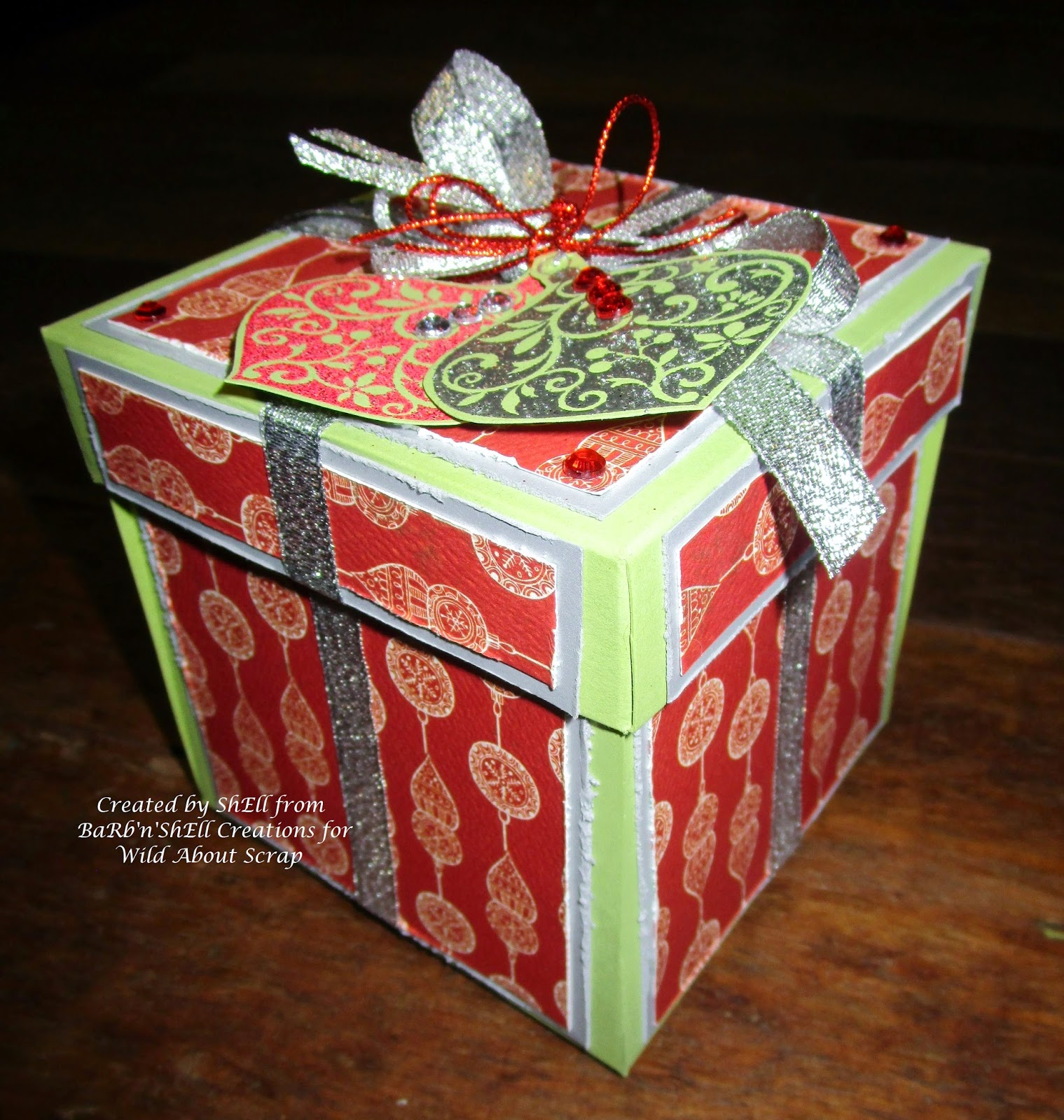 It Looks Just Like A Present Keep Reading And You Will See The Surprise Inside