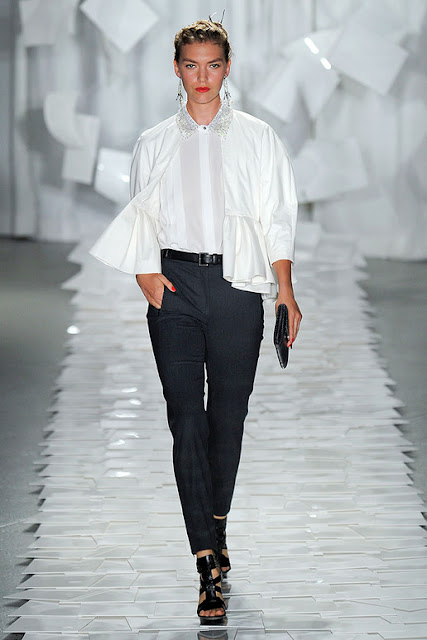 NYFW – Jason Wu S/S 2012 Collection
