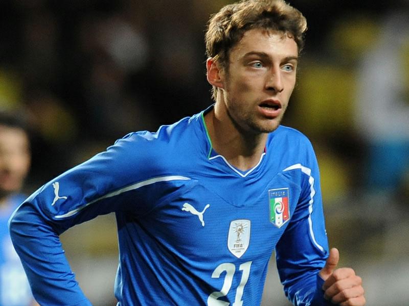 Claudio Marchisio muso da seleção italiana (Foto: Divulgação)