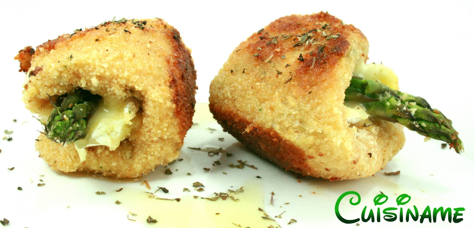 Cuisiname rollitos de pollo recetas originales for Comidas originales y faciles