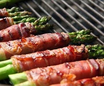 Your Spanish Recipes: Asparagus Wrapped in Jamón Serrano (Espárragos ...