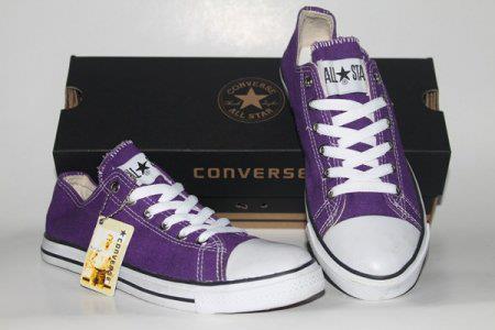 Sepatu Converse Ungu