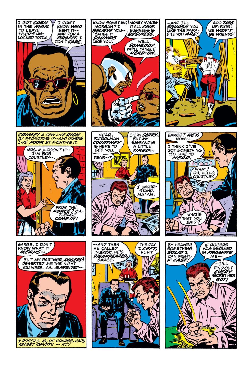 Captain America (1968) Issue #154 #68 - English 18