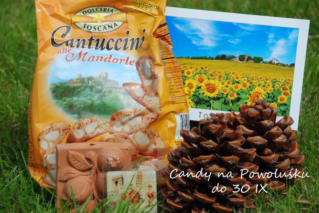 Toskańskie Candy