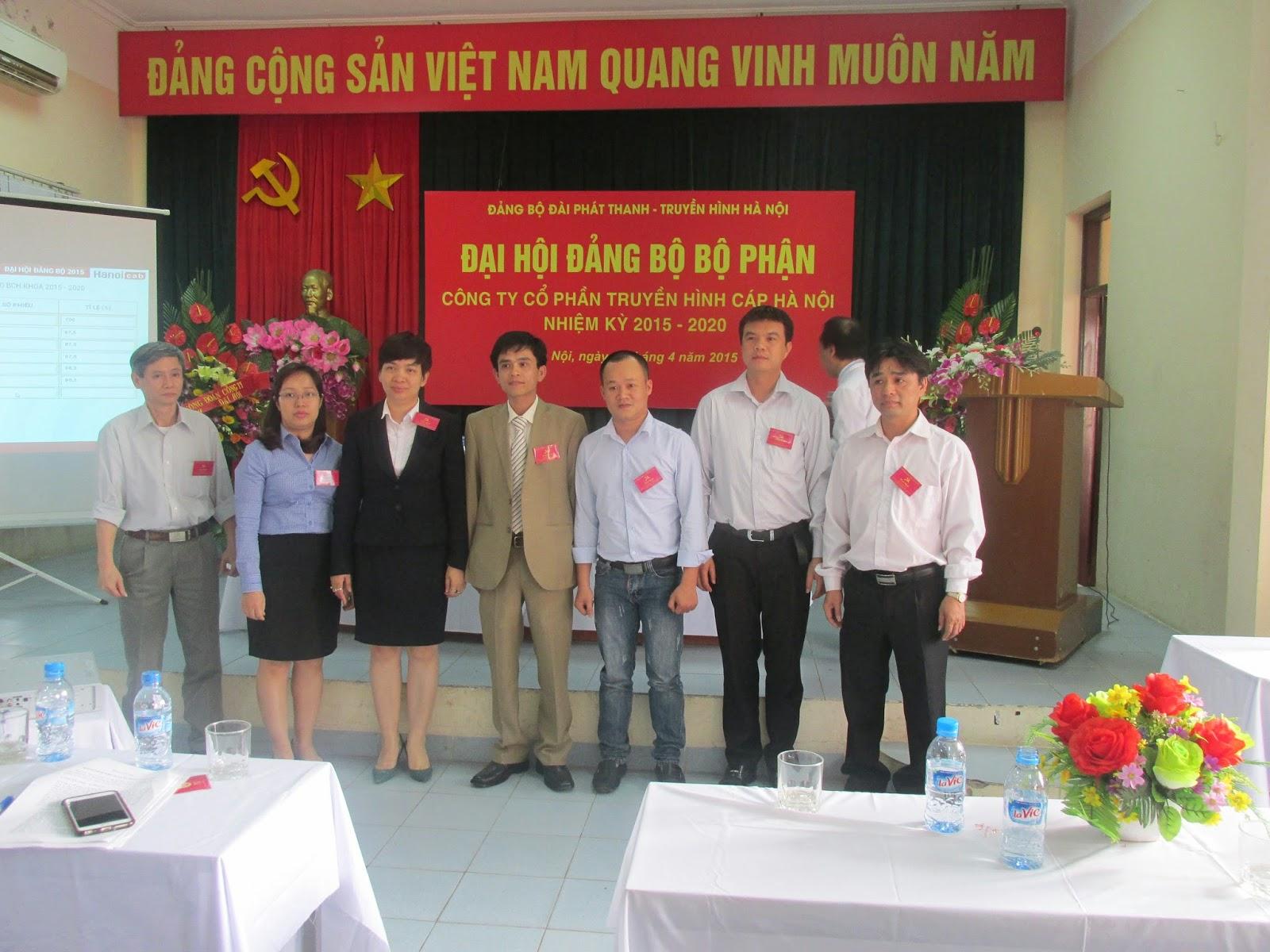 Đại hội đảng bộ