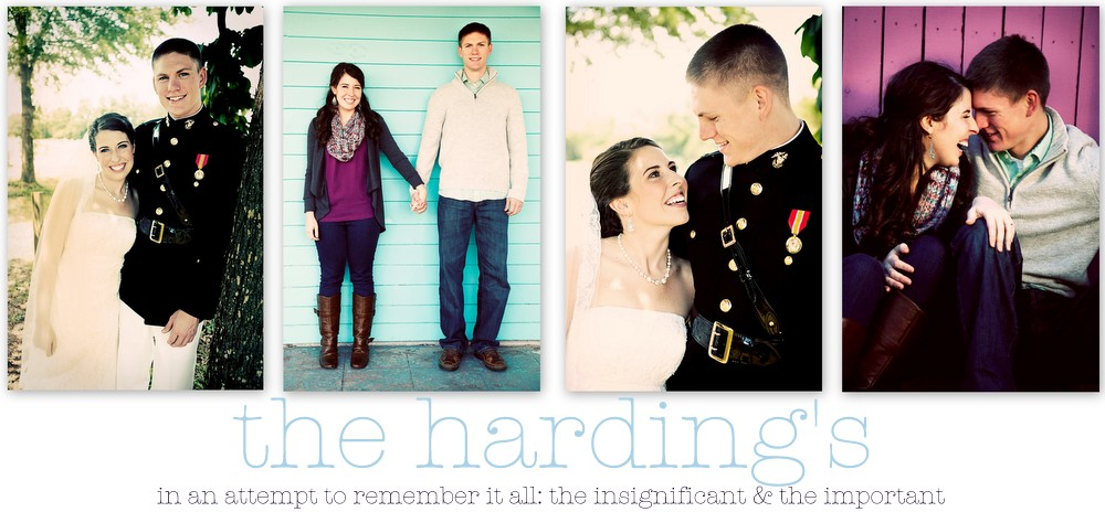 the harding's