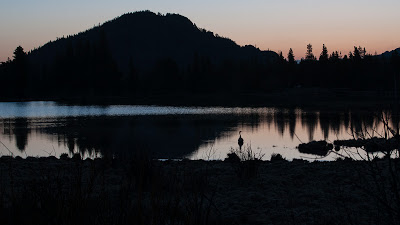 Sprague Lake sunrise