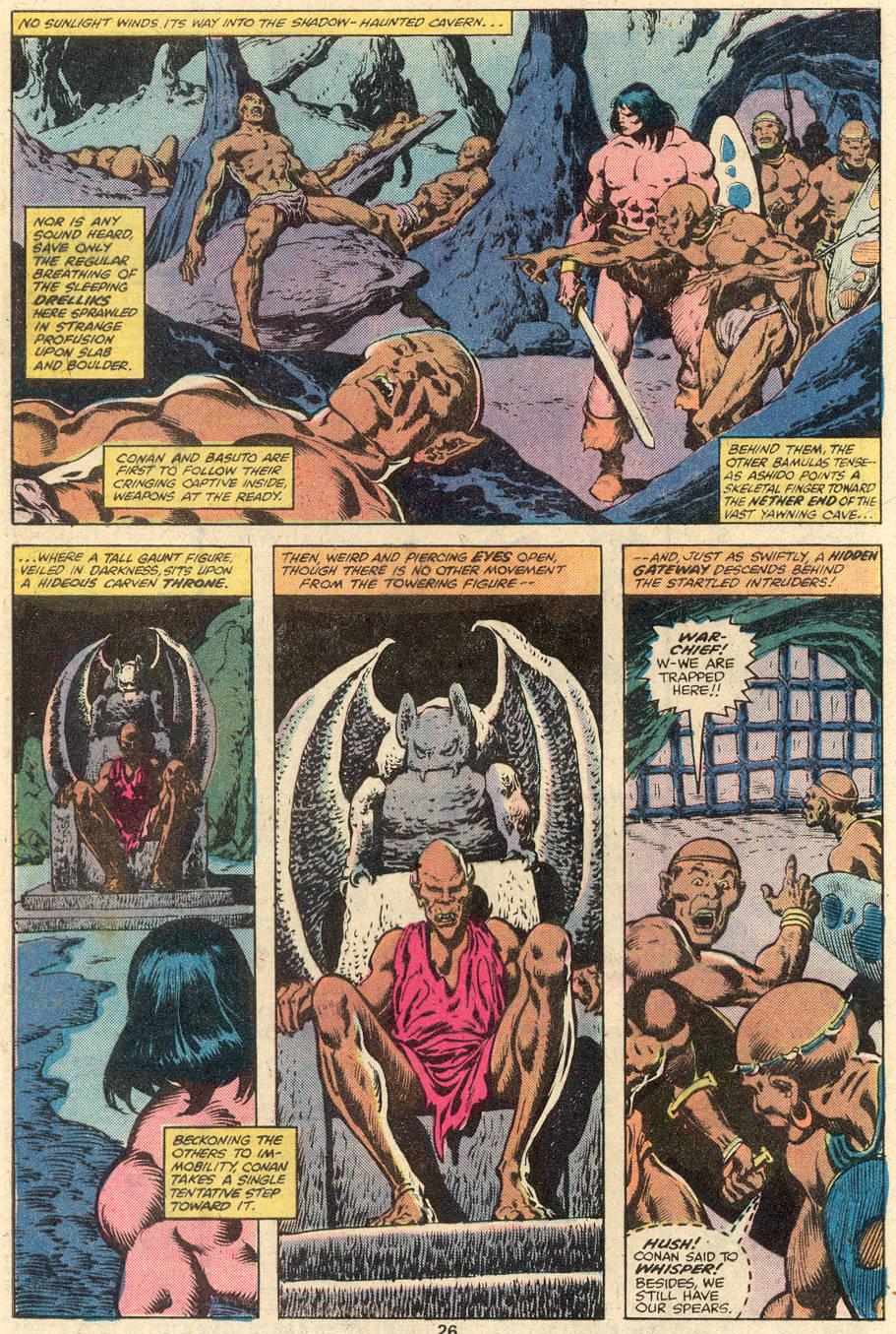 Conan the Barbarian (1970) Issue #102 #114 - English 15