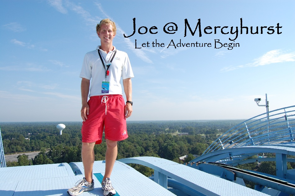 Joe @ Mercyhurst