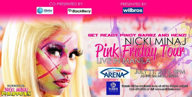 pink friday manila moa arena