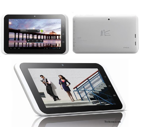 HCL Launched 3G Tablet in India