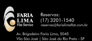 Faria Lima Flat